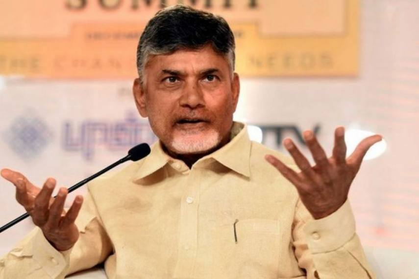 Chandra Babu Claims That Bjp And Ycp Both Are Same