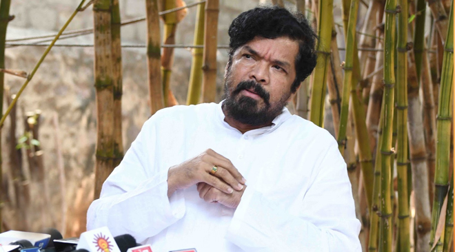 posani krishna murali stated that kcr is second best cm after sr.ntr