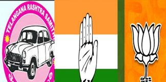 all the parties are strongly planning for ghmc electionns