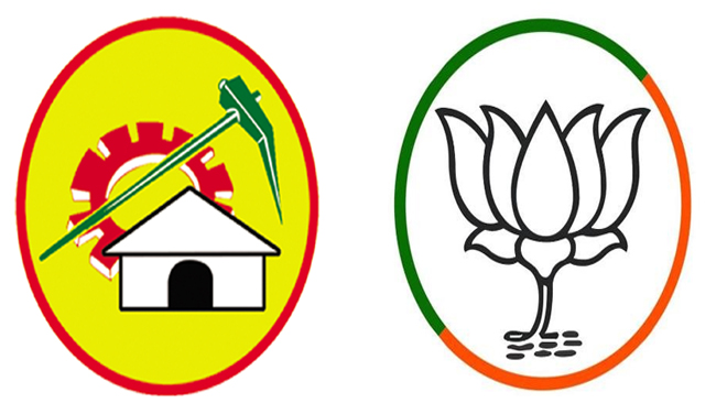 TDP looking for alliance with BJP