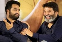 Trivikram and junior NTR
