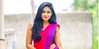 Shruthi Selvam Cute Images