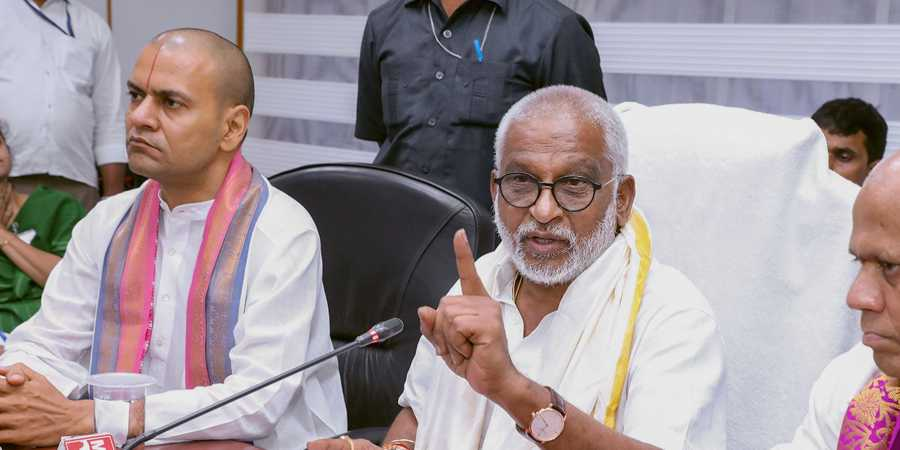Yv Subba Reddy Saved Jagan Reputation From Ttd Issue
