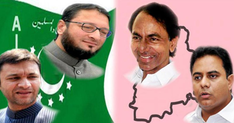 Majlis vs. TRS: Can people be deceived with this silly fight?