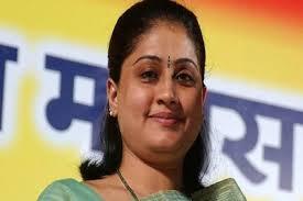 బీజేపీ అభ్యర్థిగా రాజ్యసభకు రాములమ్మ?
