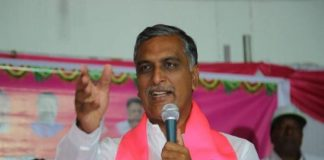 harish rao made sensational comments on bjp leaders
