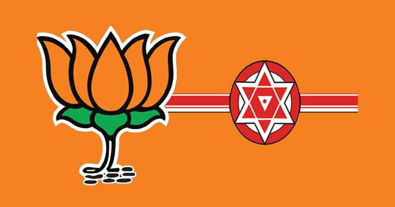 Some Telangana Bjp Leaders Do Not Accept The Janasena Alliance