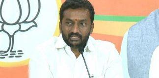 raghunandana rao gave strong warning to trc party leaders at press meet
