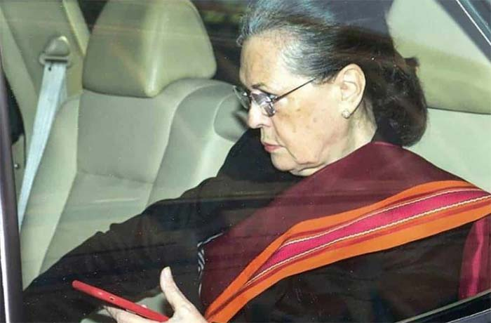 Sonia Gandhi To Stay In Hyderabad For Long Time