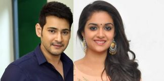 mahesh babu fans are not happy with keerthi suresh looks and flops
