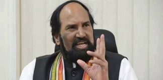 uttam kumar reddy slams on bandi sanjay