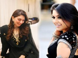 Hansika Motwani Black Dress Photos