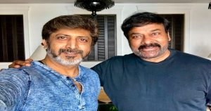 Chiranjeevi Lucifer Remake Official Announcement