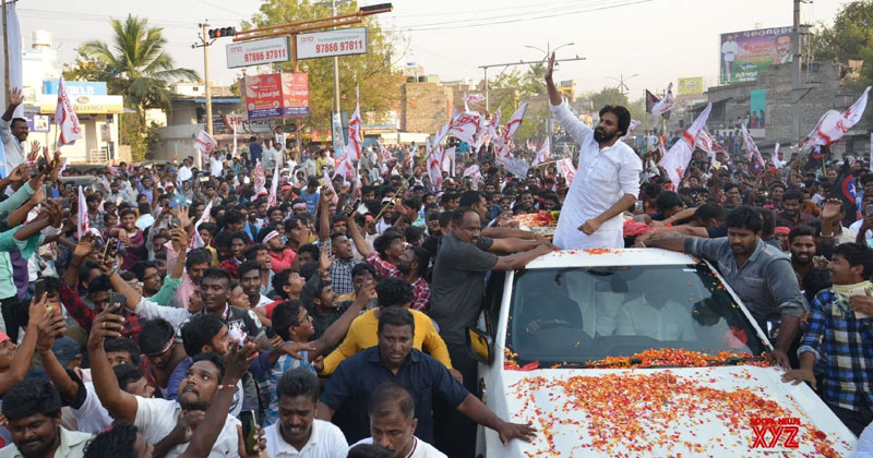 Pawan Comments Creates Vibrations In Jagan'S Cabinet