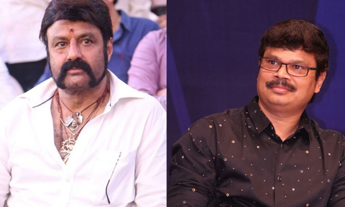 Boyapati Started Shooting Without Heroine Role Balakrishna | Telugu Rajyam