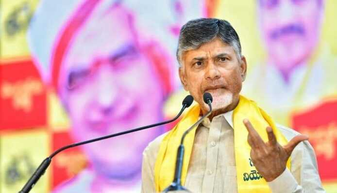 Opposition Leader Chandrababu Questioning Jagan Government