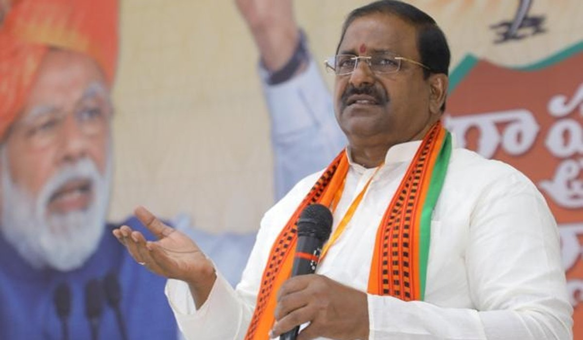 Somu Veerraju Actions Are A Minus For Bjp In Ap