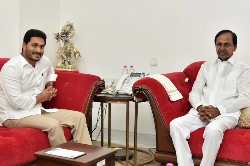 The Telangana Cm Is Following In The Footsteps Of The Ap Cm