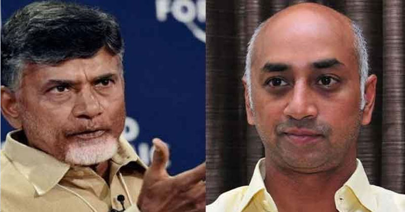 Chandrababu Shocked With Galla Jayadev Decision