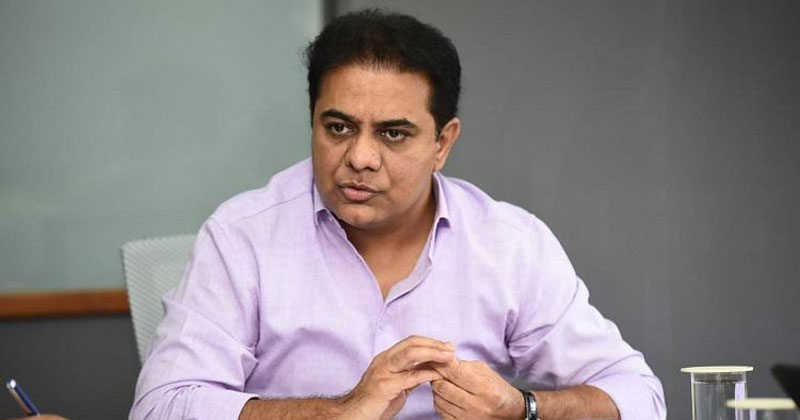 Ktr As The Chief Minister Of Telangana?