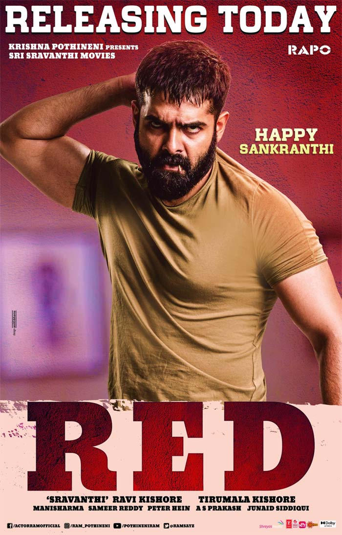 Ram Red Movie Review