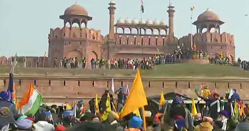 Khalistan Militants The Cause Of The Red Fort Riots?