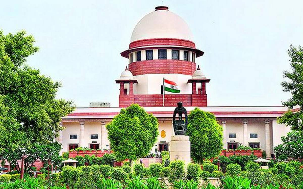 Supreme Court Fires On Ap Employees Unions