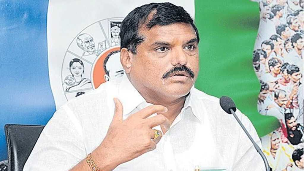 Minister Botsa Satyanarayana Clarified The Government'S Stance On The Issue Of Three Capitals