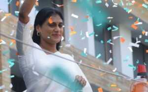 Ys Sharmila Did Blender Mistake
