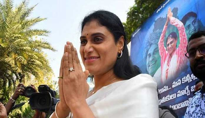 Sharmila'S Strong Comments Against Kcr