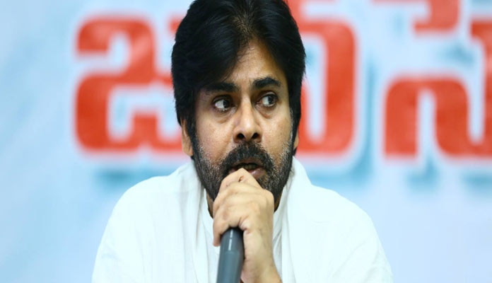 Janasenani Pawan To Take Serious Action On Them