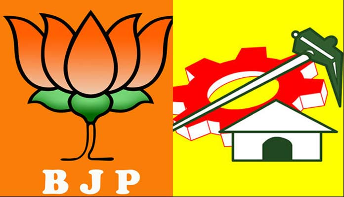 Bjp To Join Hands With Tdp