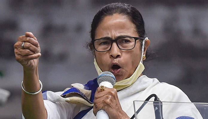 Mamata Banerjee Starts The Action, In Style