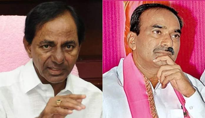 Why Kcr Continuing Etela In Trs