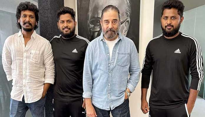 Kgf Stunt Masters For Kamal Hassan'S Movie