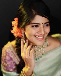 Megha Akash06   Telugu Rajyam
