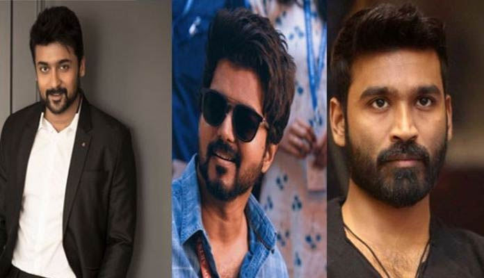 Tamil Stars Trying To Settle In Tollywood