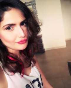 Zareen Khan08 | Telugu Rajyam