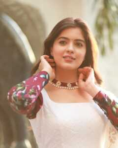 Actress Amritha Aiyer Latest Insta Pics 12 | Telugu Rajyam