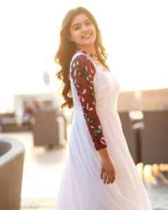 Actress Amritha Aiyer Latest Insta Pics 13 | Telugu Rajyam