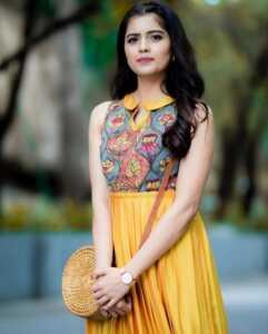 Actress Amritha Aiyer Latest Insta Pics 3 | Telugu Rajyam
