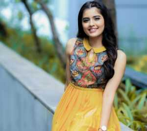 Actress Amritha Aiyer Latest Insta Pics 5 | Telugu Rajyam