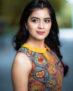 Actress Amritha Aiyer Latest Insta Pics 6 | Telugu Rajyam