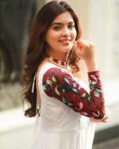 Actress Amritha Aiyer Latest Insta Pics 9 | Telugu Rajyam