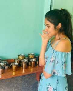 Divi Vadthya Latest Clicks 5 | Telugu Rajyam
