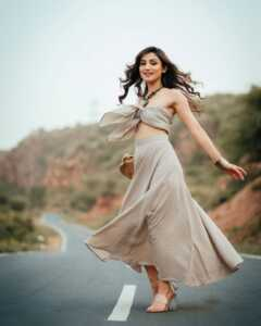 Donal Bisht Is Serene Fashion Photoshoot 1 | Telugu Rajyam