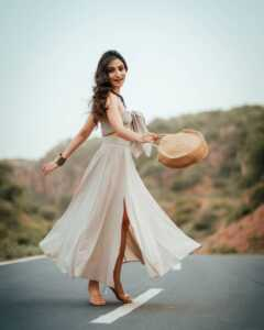 Donal Bisht Is Serene Fashion Photoshoot 2 | Telugu Rajyam