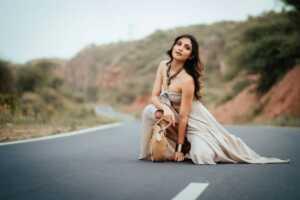 Donal Bisht Is Serene Fashion Photoshoot 4 | Telugu Rajyam