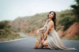 Donal Bisht Is Serene Fashion Photoshoot 8 | Telugu Rajyam