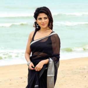 Iswarya Menon06   Telugu Rajyam